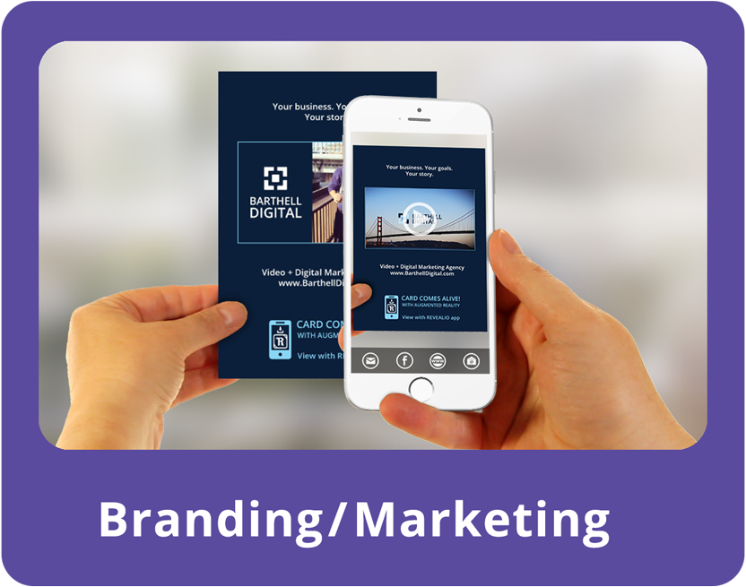 Revealio - Branding/Marketing
