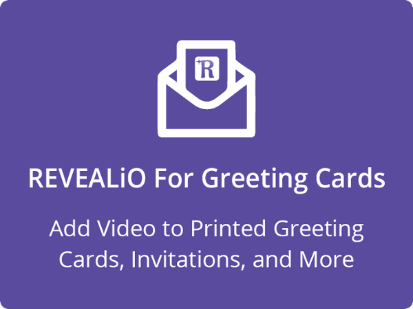 REVEALiO for Greeting Cards